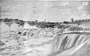 The Falls of St. Anthony in Minneapolis, Minnesota, were considered one of the most amazing natural wonders in the area. Ultimately, they became the power source for the city's flour mill industry.