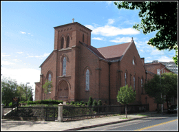 The Sisterhood of the Good Shepherd was originally an Episcopal order that was founded at Mount Calvary Church in Baltimore, MD. Cornelia spent several years of her life working for the Church Home of this parish. The church, built in 1844, is today a Roman Catholic/Anglican Parish.