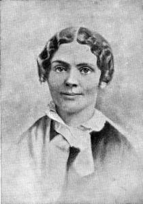 Mary Riggs is one of the best known of the women of the Dakota mission and certainly one of the most prolific writers.  Hundreds of letters she wrote to family over the years were saved by the recipients.