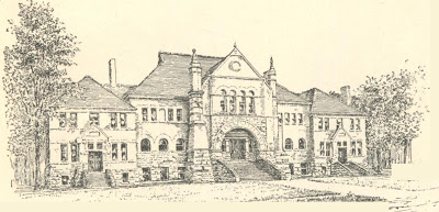 Knox College was founded in 1837 by anti-slavery activists and was the site of the first Lincoln-Doulas debate in 1858. Alfred Riggs began his studies here in 1854, graduating in 1858.