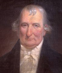 Agnes' grandfather, Rev. Robert G. Wilson, was the third President of Ohio University at Athens from 1824-1845. He is known for drawing up the early resolutions against slavery that were passed at the Chillicothe Presbytery meeting in September of 1839. Distributed widely, the resolutions were said to have been second only to Uncle Tom's Cabin in building up abolitionist sentiment prior to the Civil War.