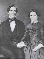 Agnes was 28 years old when she and Gideon Pond, then 43, were married in Ohio on April 20, 1854.