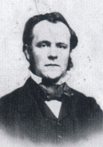 James Lynd was about 25 years old when he and Mary Napexni had their first child. He abandoned her after the birth of another daughter in about 1858.