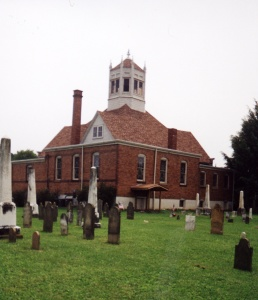 Jane's mother, Mary Webb Smith Williamson, is buried in the Founders Cemetery adjacent to the Manchester Presbyterian Church in Manchester, Ohio, where William Williamson was pastor.