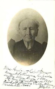 Jane Robertson, whose Dakota name was Daybreak Woman, was the daughter and granddaughter of Dakota women who had married white men. She became the first female Superintendent of Indian Education on the Dakota reservations in Minnesota.