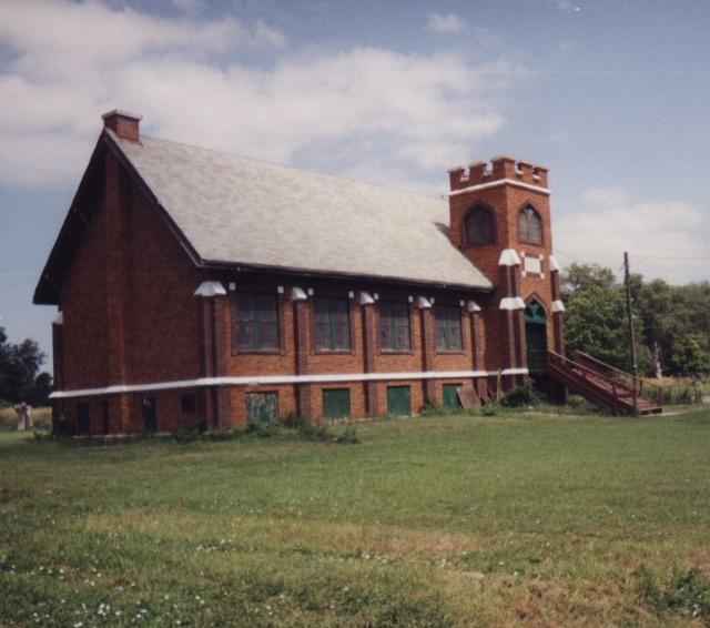 Glewwe Greenwood Church.old