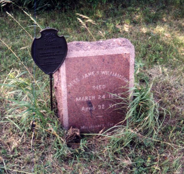 Glewwe Jane's Stone.old