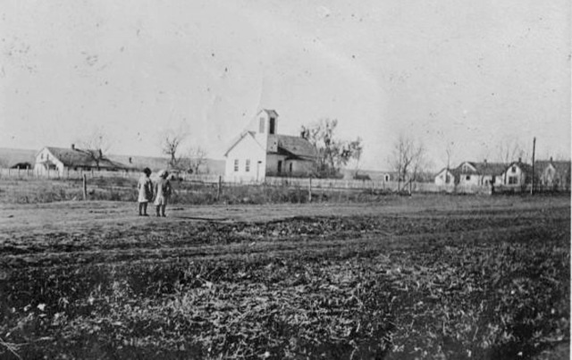 Greenwood House and Church