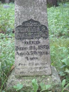 Thomas W Tombstone