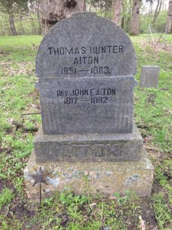 Aiton Tombstone from TDS